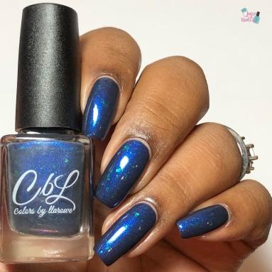 Colors by Llarowe (CbL) - Rosa - w/ glossy tc