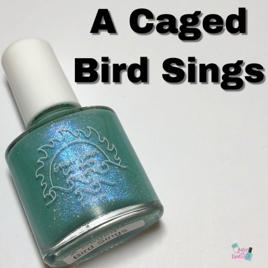 Great Lakes Lacquer - A Caged Bird Sings (T)