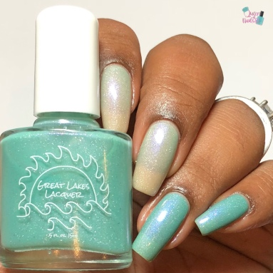 Great Lakes Lacquer - A Caged Bird Sings (T) - w/ glossy tc