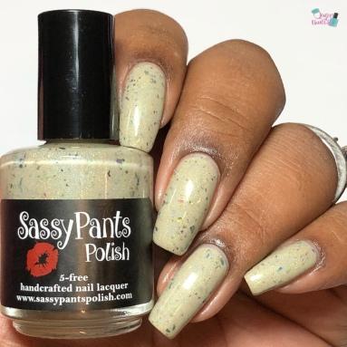 Sassy Pants Polish - #girlboss - w/ glossy tc