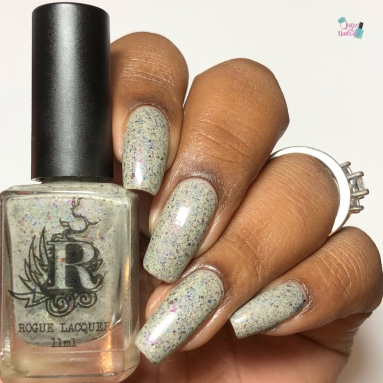 Rogue Lacquer - Turn on the Light - w/ glossy tc