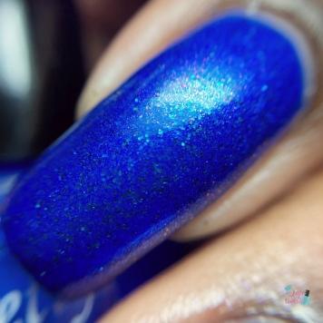 Blue My Mind - macro
