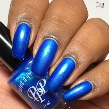 Blue My Mind - w/ matte tc