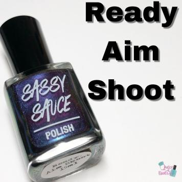 Ready Aim Shoot