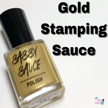 Gold Stamping Sauce