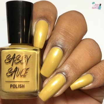 Gold Stamping Sauce - w/ glossy tc