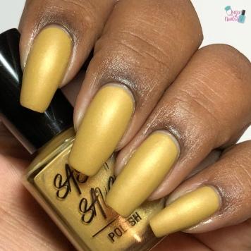 Gold Stamping Sauce - w/ matte tc
