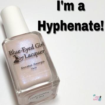 I'm a Hyphenate!