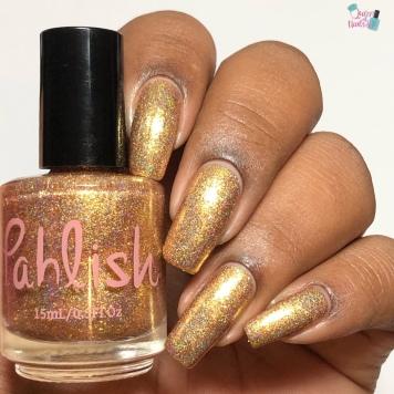 Golden Snidget - w/ glossy tc