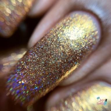 Golden Snidget - macro
