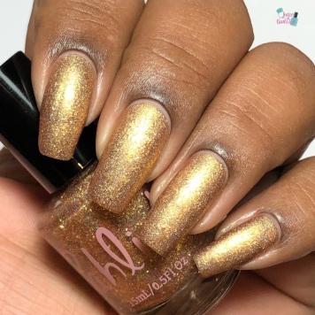 Golden Snidget - w/ matte tc