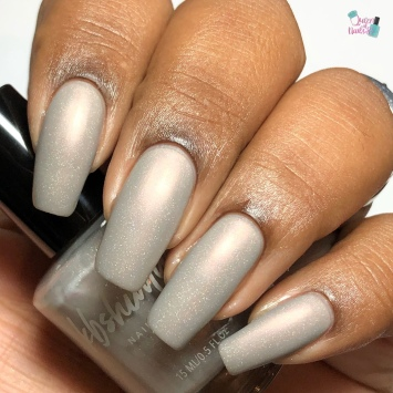 Taupe Notch - w/ glossy tc