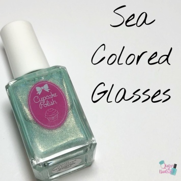 Sea Colored Glasses