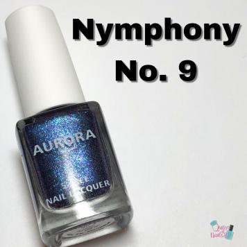 Aurora Nail Lacquer - Nymphony No. 9