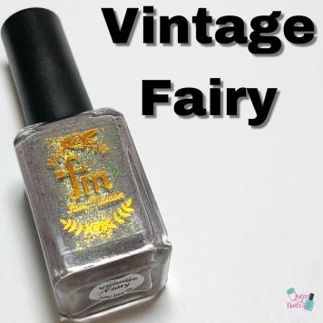 Fair Maiden Polish - Vintage Fairy