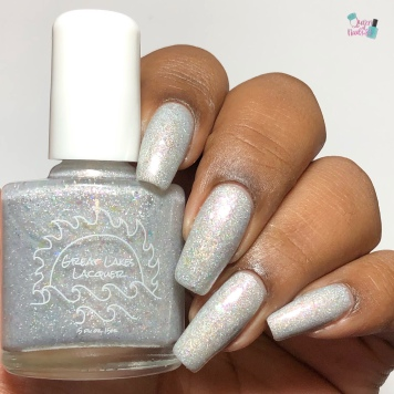 Great Lakes Lacquer - I Speak for the Trees - w/ glossy tc