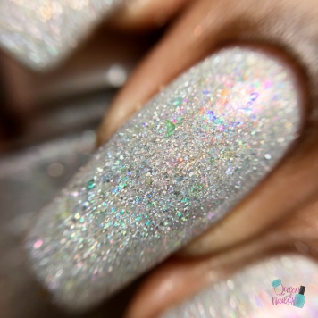 Great Lakes Lacquer - I Speak for the Trees - macro