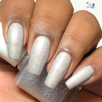 Great Lakes Lacquer - I Speak for the Trees - w/ matte tc