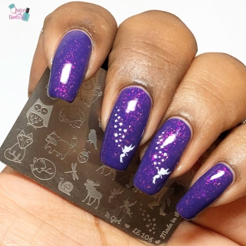 It Girl Nail Art - LE 106