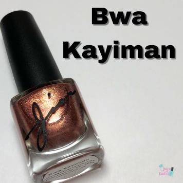 Jior Couture - Bwa Kayiman