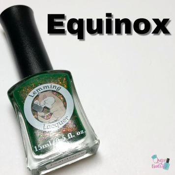 Lemming Lacquer - Equinox
