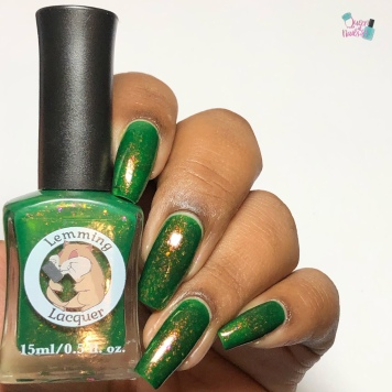 Lemming Lacquer - Equinox - w/ glossy tc