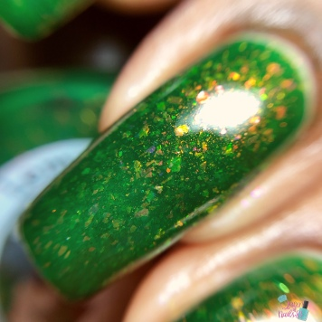 Lemming Lacquer - Equinox - macro