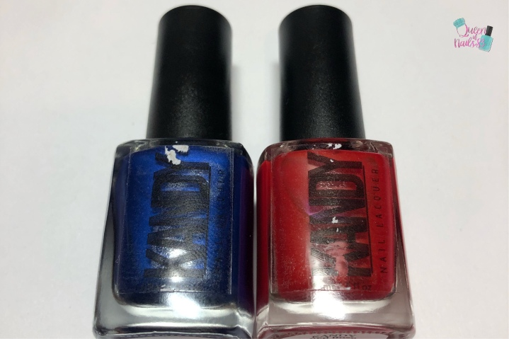 Moore Swatch: Kandy Nail Lacquer