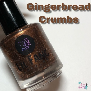 Gingerbread Crumbs