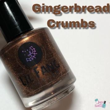 Gingerbread Crumbs