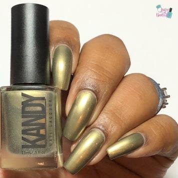 Golden - w/ glossy tc