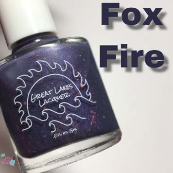 Great Lakes Lacquer - Fox Fire (T)