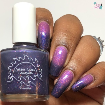 Great Lakes Lacquer - Fox Fire (T) -w/ glossy tc