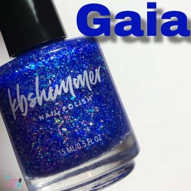 KBShimmer - Gaia