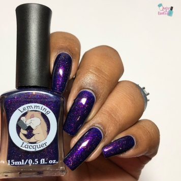 Lemming Lacquer - Lotus Eaters - w/ glossy tc