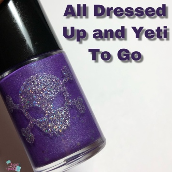 Necessary Evil Polish - All Dressed Up and Yeti to Go (M)