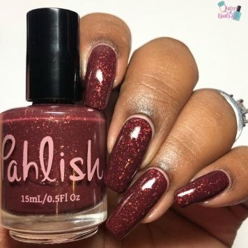Pahlish - Cupid <3 Psyche - w/ glossy tc
