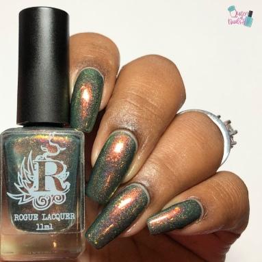 Rogue Lacquer - Princess of the Underworld - w/ glossy tc