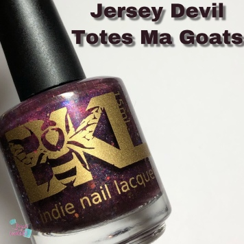 Jersey Devil is Totes Ma Goats