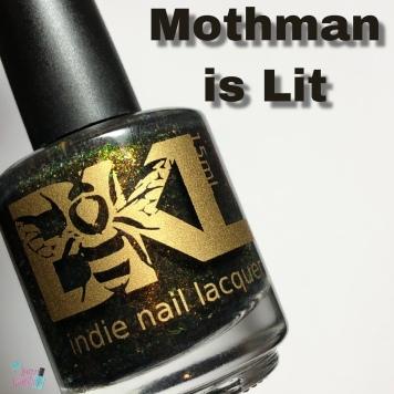 Mothman is Lit