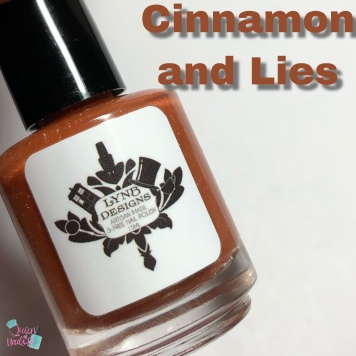 Cinnamon and Lies