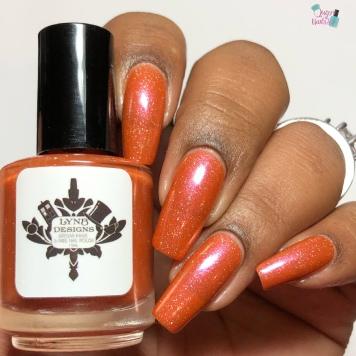 Cinnamon and Lies - w/ glossy tc