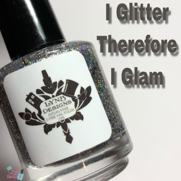 I Glitter Therefore I Glam