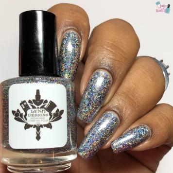 I Glitter Therefore I Glam - w/ glossy tc