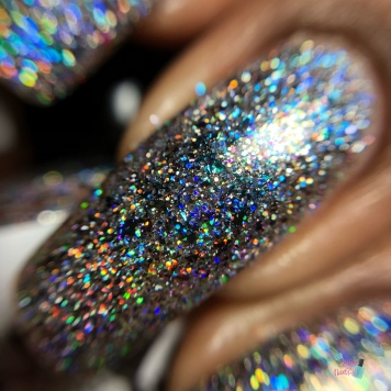 I Glitter Therefore I Glam - macro