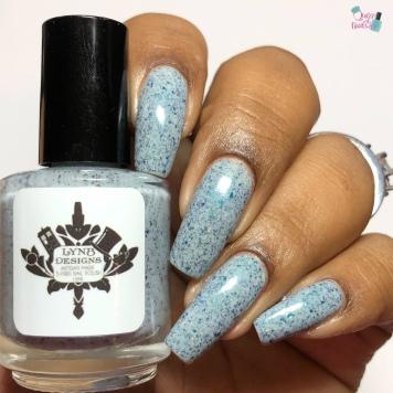Glitter Droppings - w/ glossy tc
