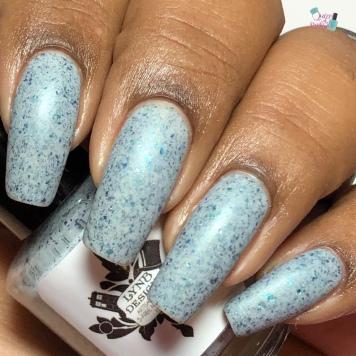 Glitter Droppings - w/ matte tc