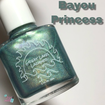 Great Lakes Lacquer - Bayou Princess