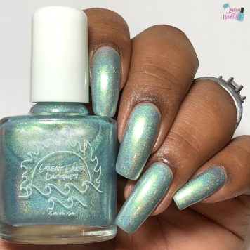 Great Lakes Lacquer - Bayou Princess - w/ glossy tc