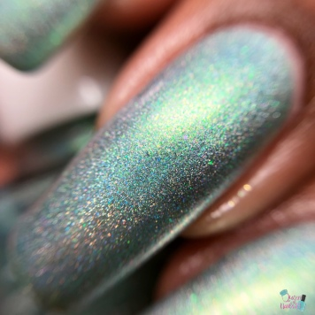 Great Lakes Lacquer - Bayou Princess - macro